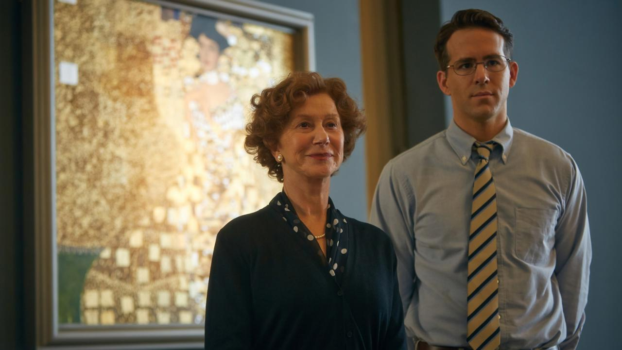 'Woman in Gold' Works Well Enough