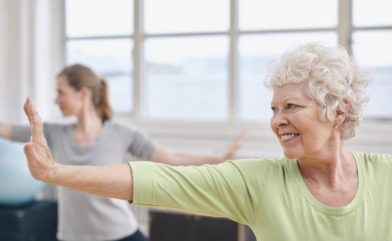 Is Yoga for Seniors?